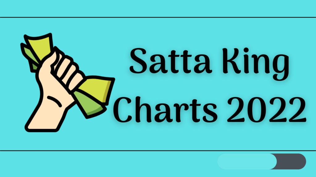 Satta King Charts 2022